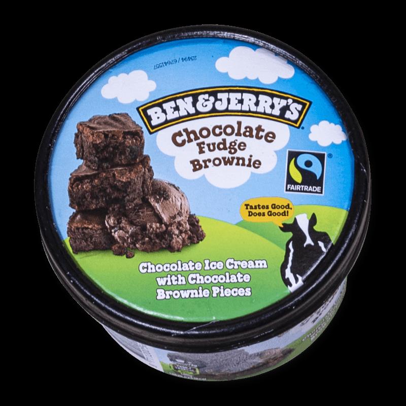 Ben & Jerry's Chocolate Fudge 100ml
