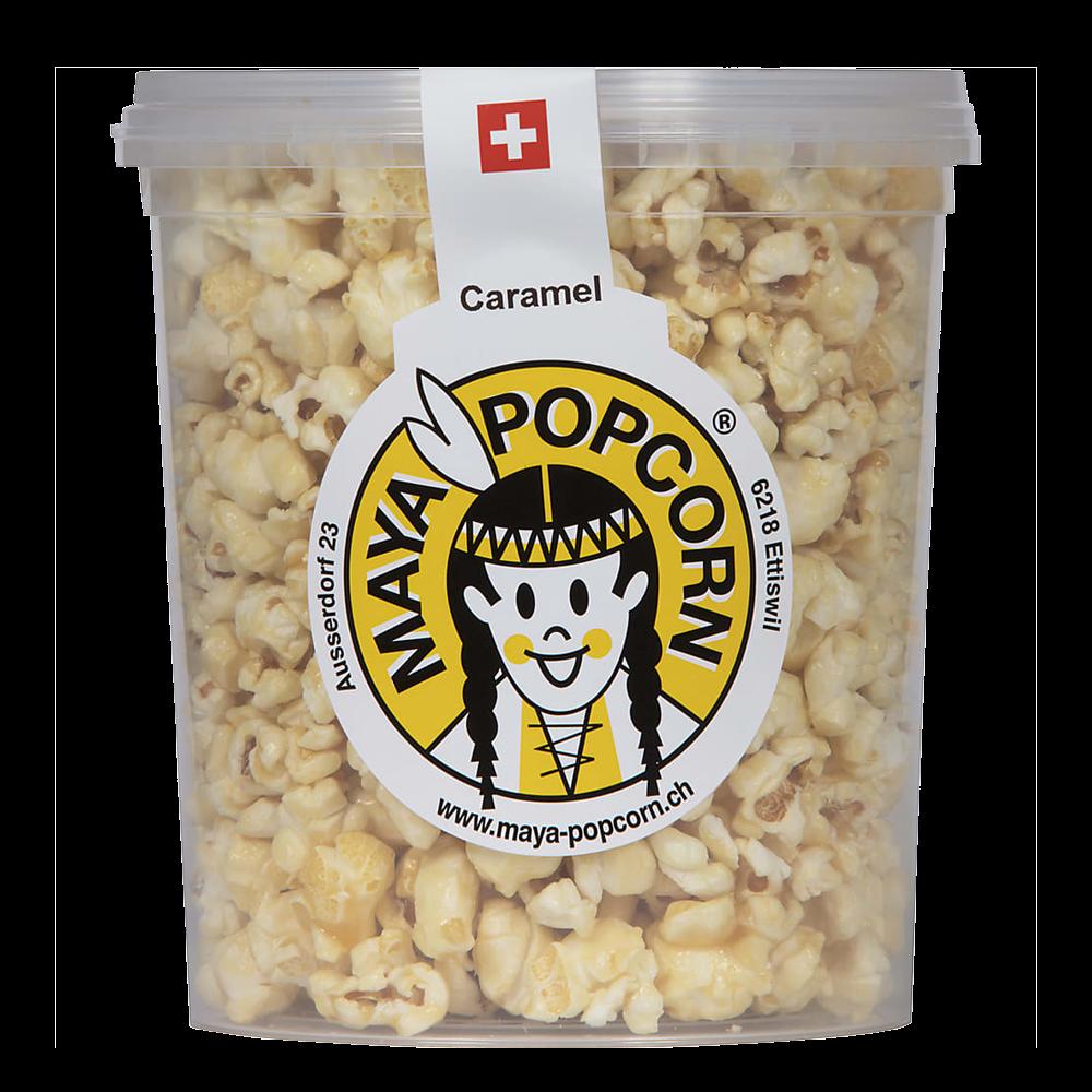 Maya Popcorn Caramel