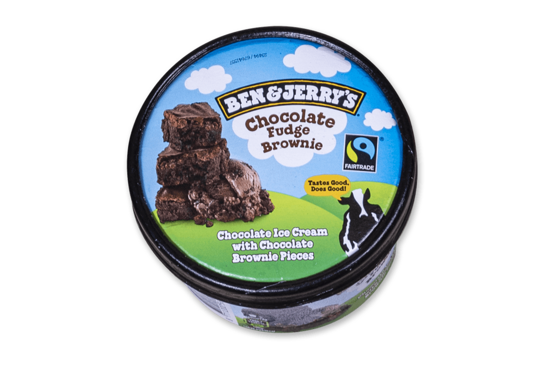 Ben & Jerry's Chocolate Fudge 1
