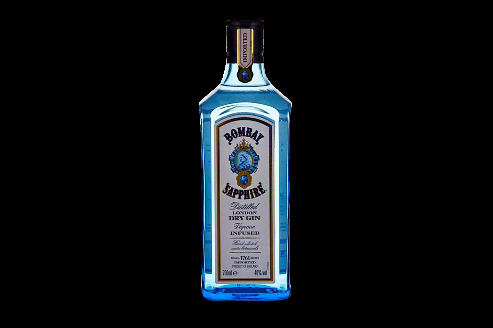 Bombay Sapphire London Gin 0.7 l 1