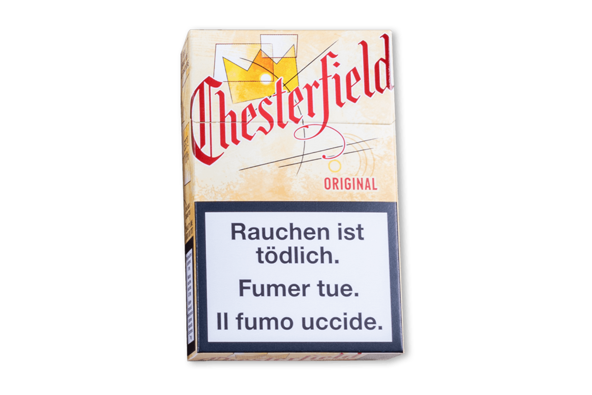 Chesterfield Original Box 1