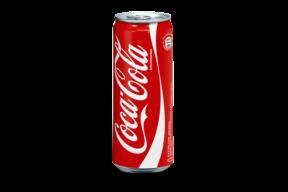 Coca Cola Dose 0.33 l 2