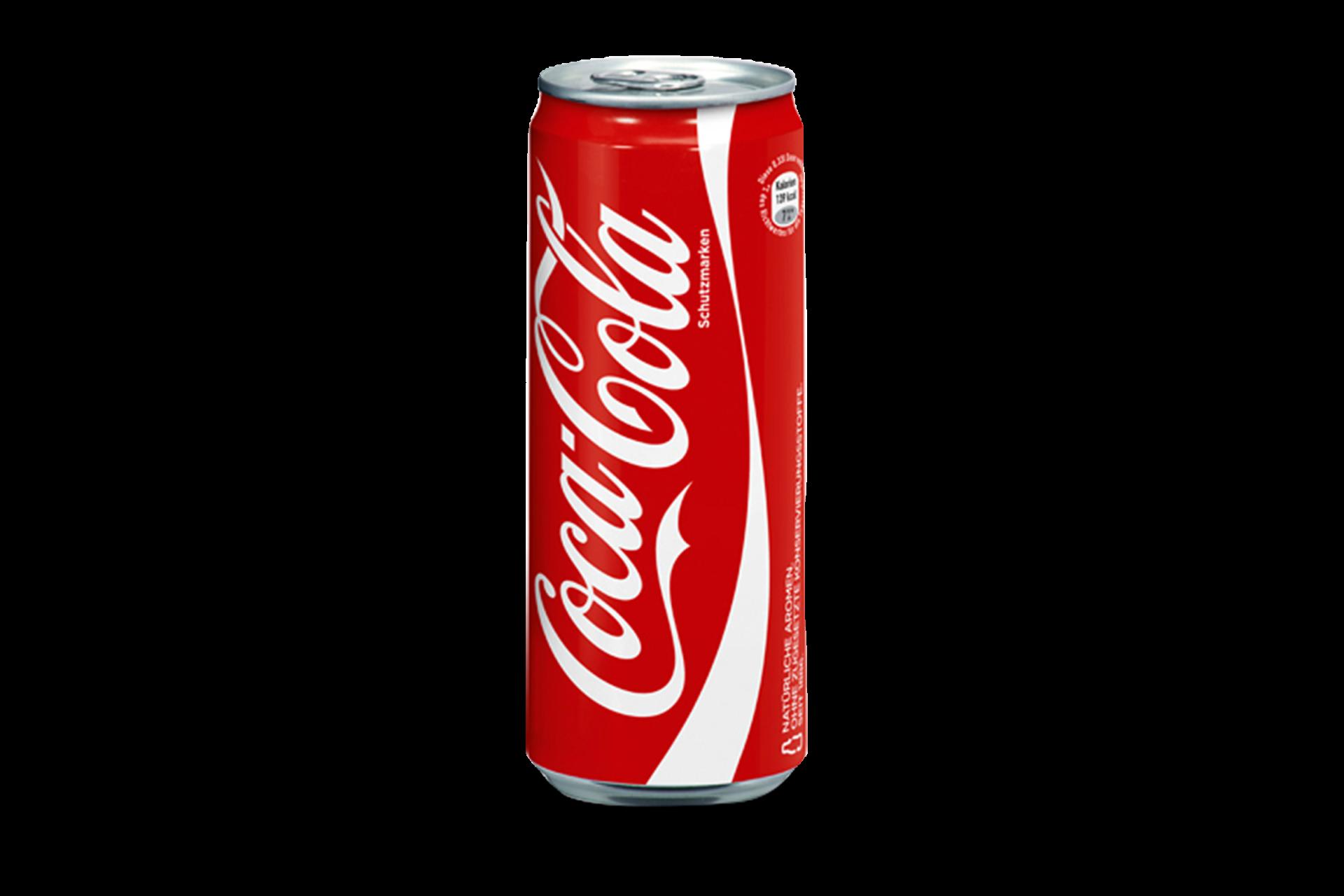 Coca Cola Dose 0.33 l 1