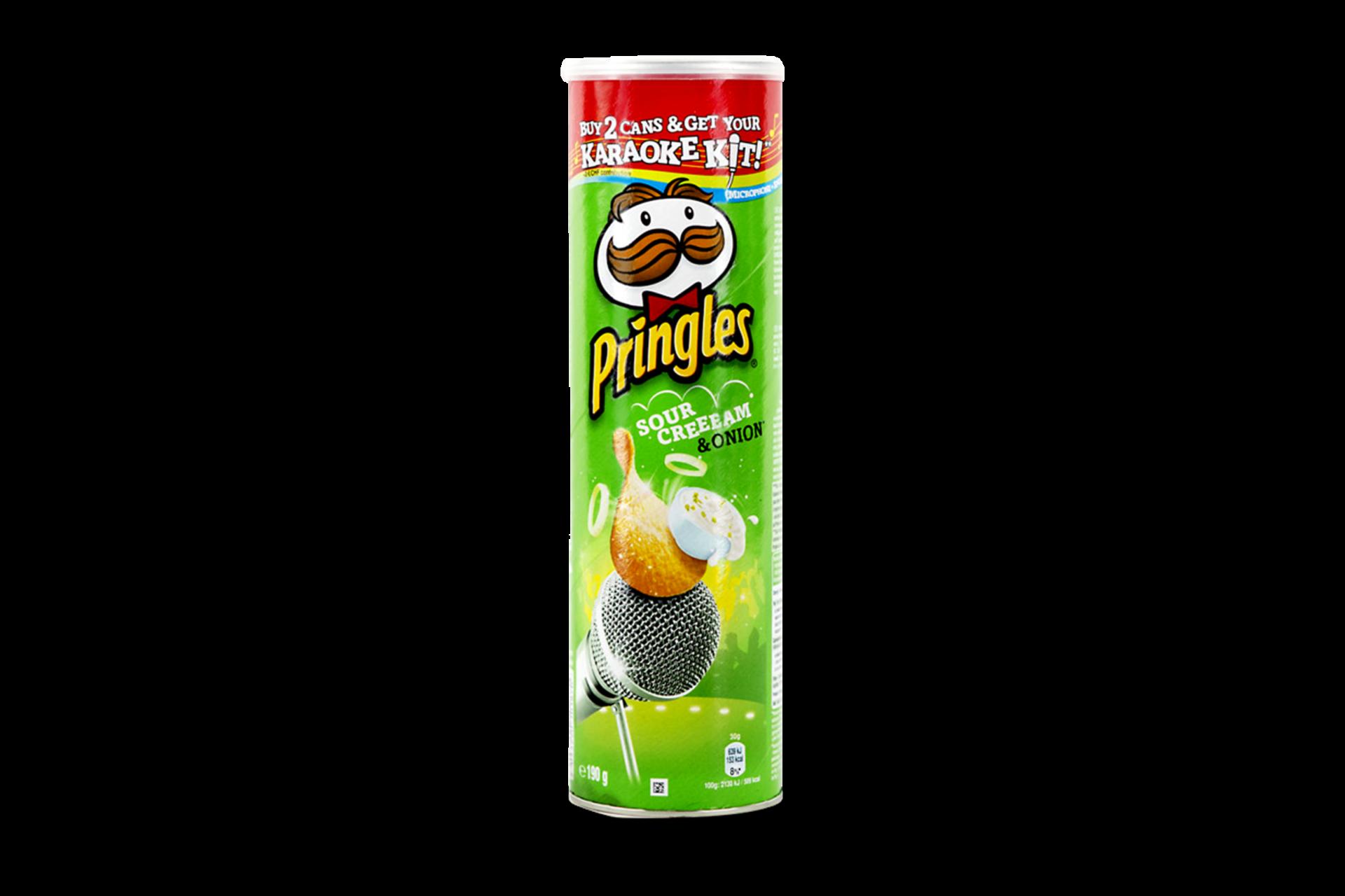 Pringles Sour Cream 1