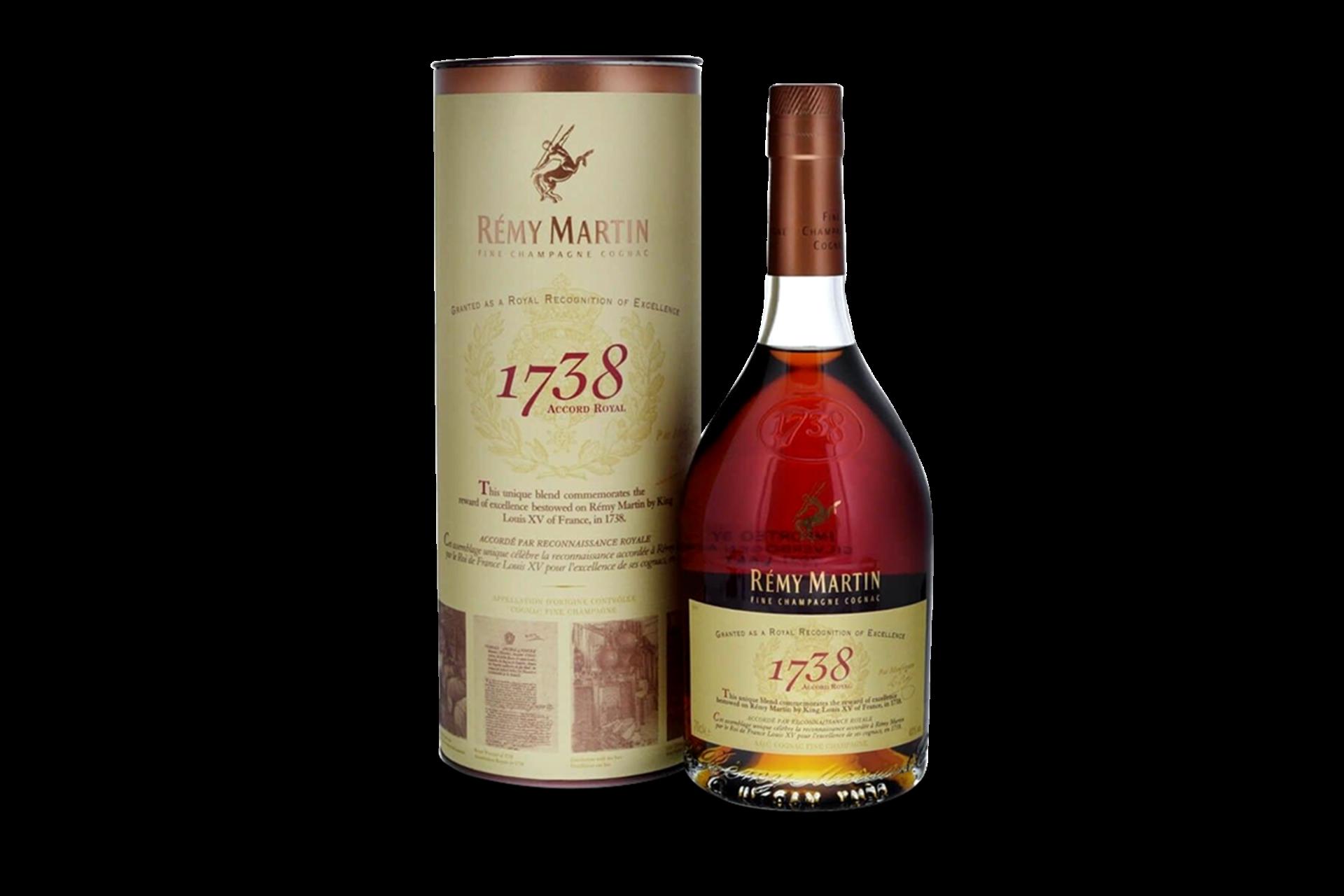 Remy Martin Royal 1738 0.7l 1