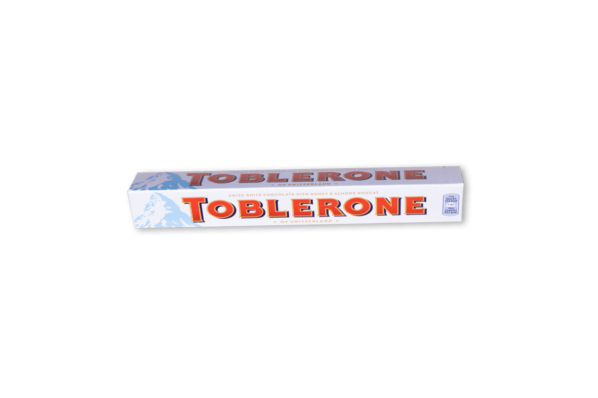Toblerone Weiss 1