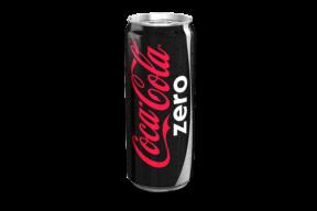 Coca Cola Zero Dose 0.33 l 3