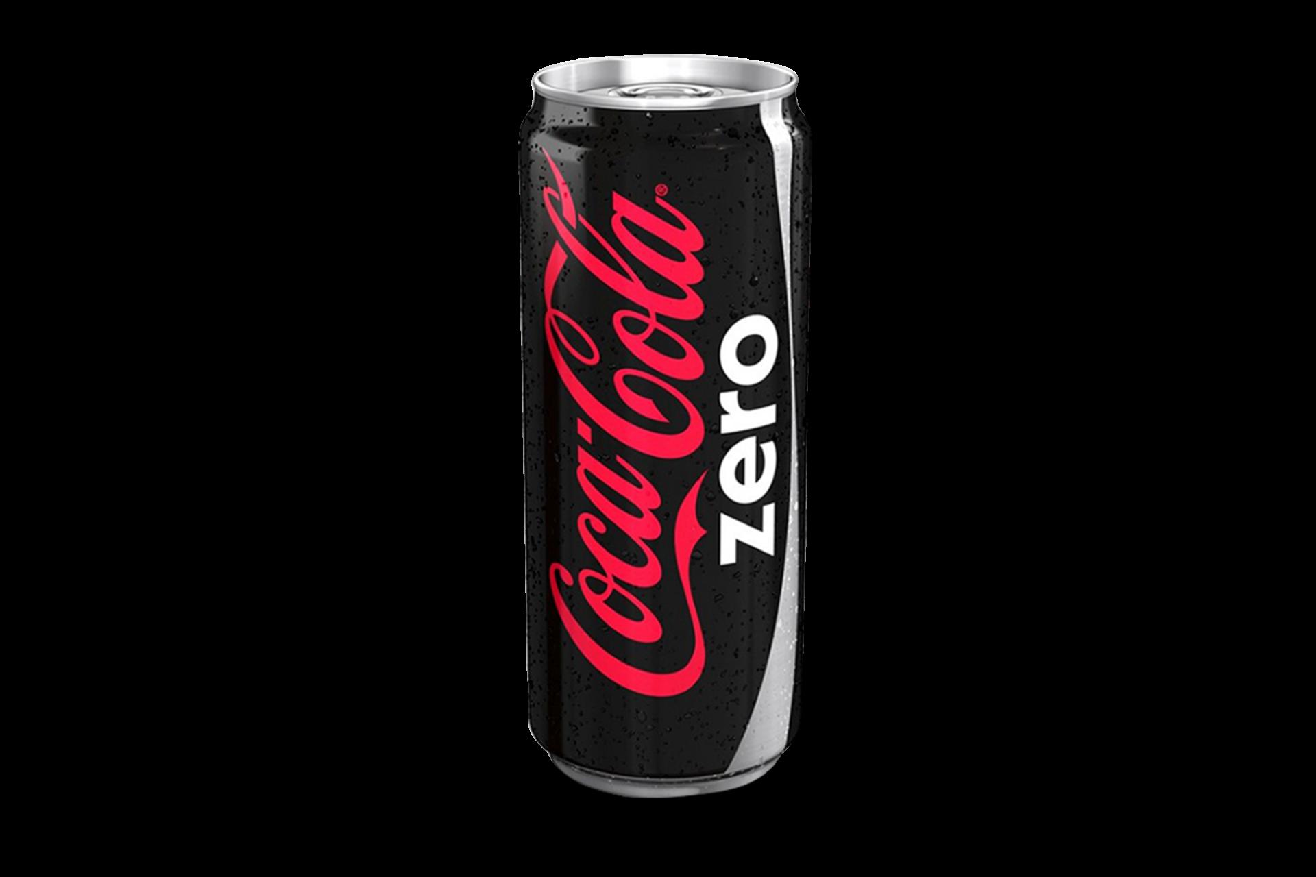 Coca Cola Zero Dose 0.33 l 1