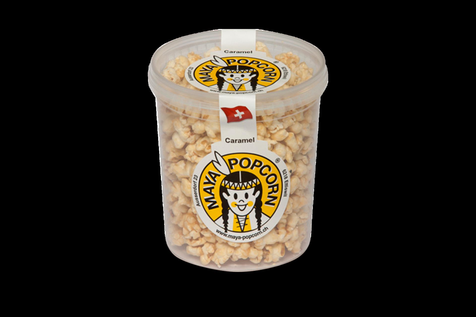 Popcorn Caramel 1