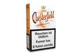 Chesterfield Original Box 117