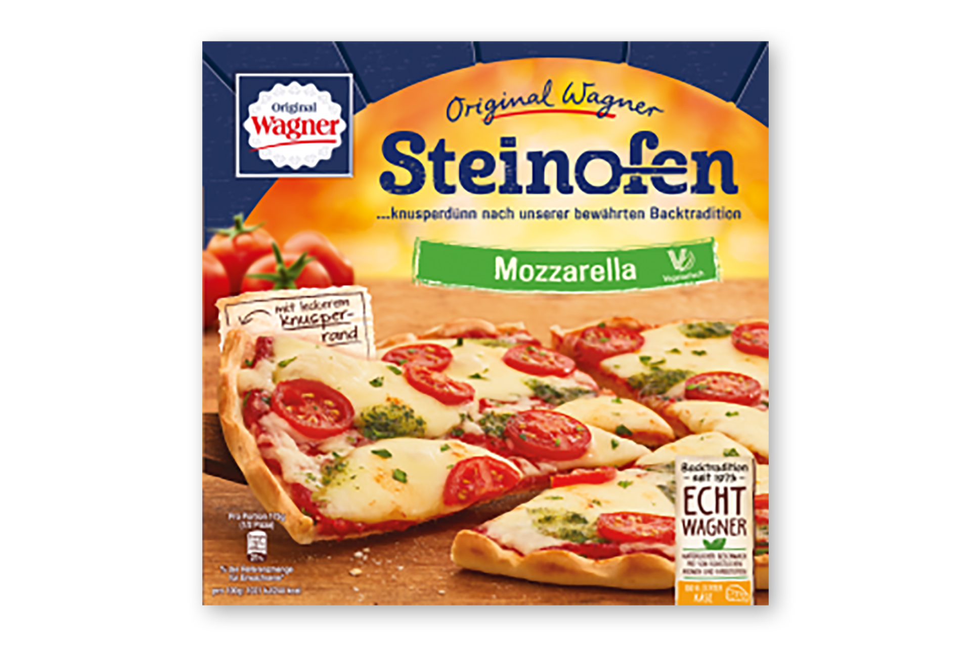 Pizza Margherita 1
