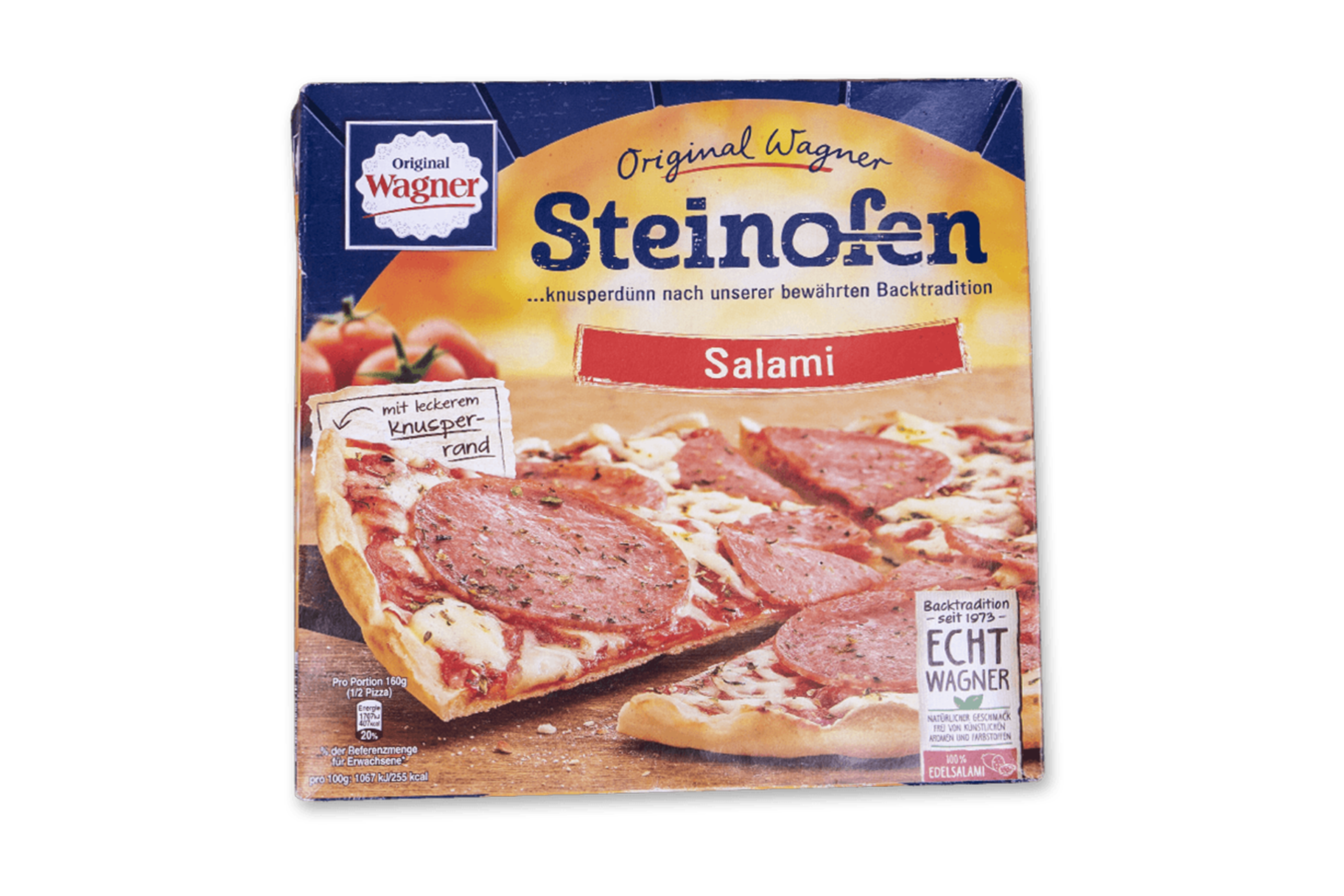 Pizza Salami 1