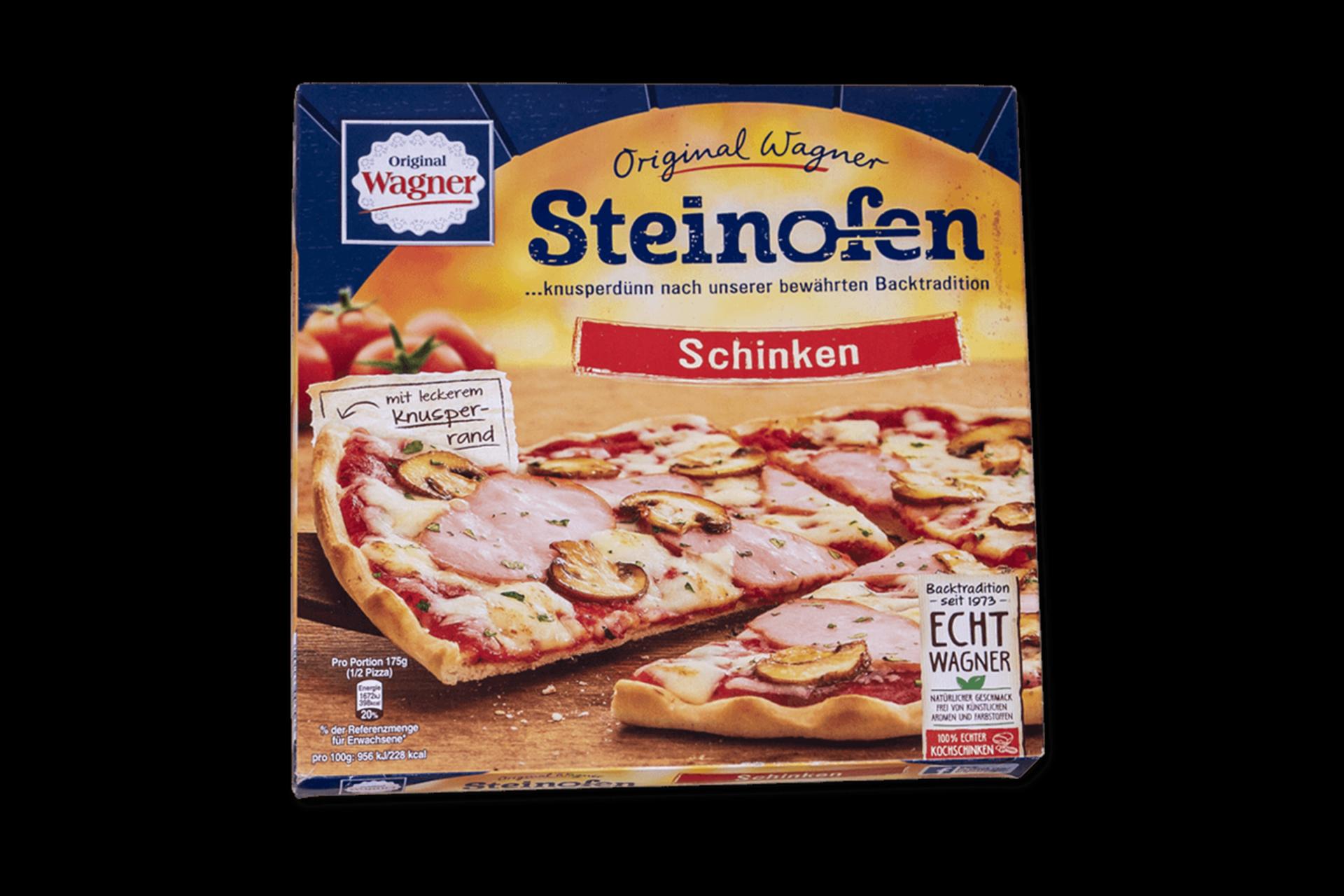 Pizza Prosciutto 1