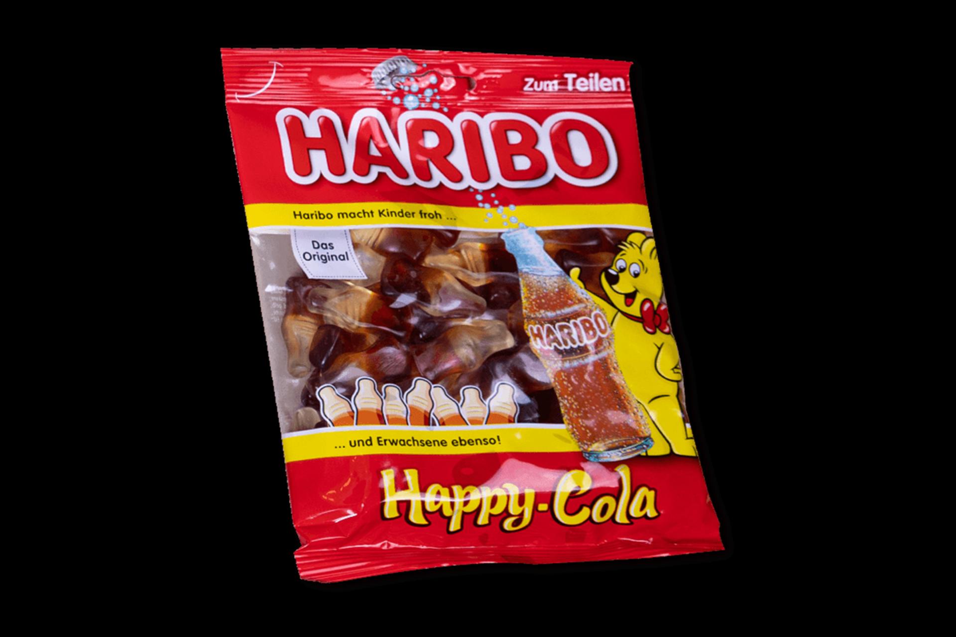 Haribo Cola Flaschen 1