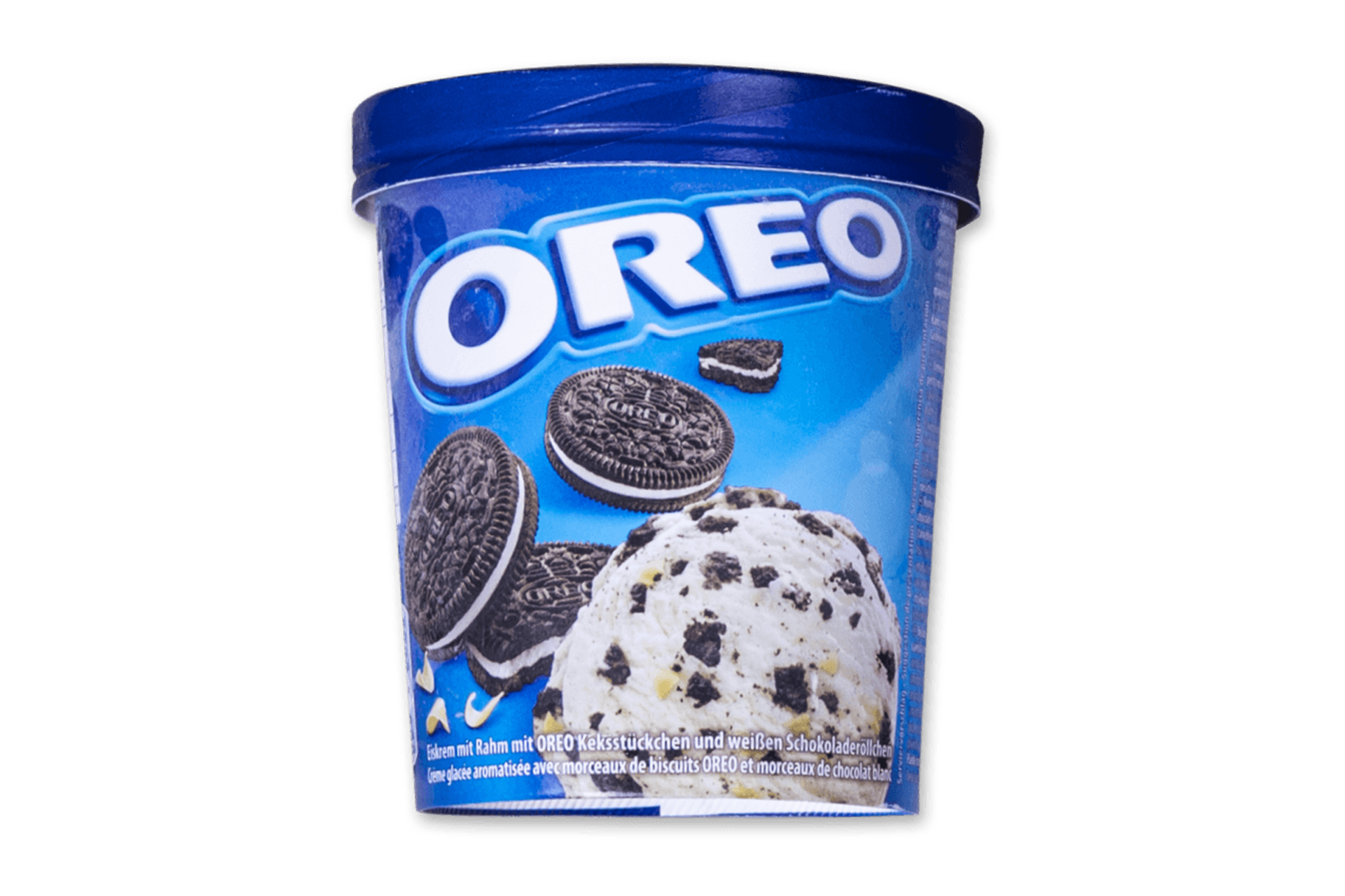Oreo Ice Becher 1