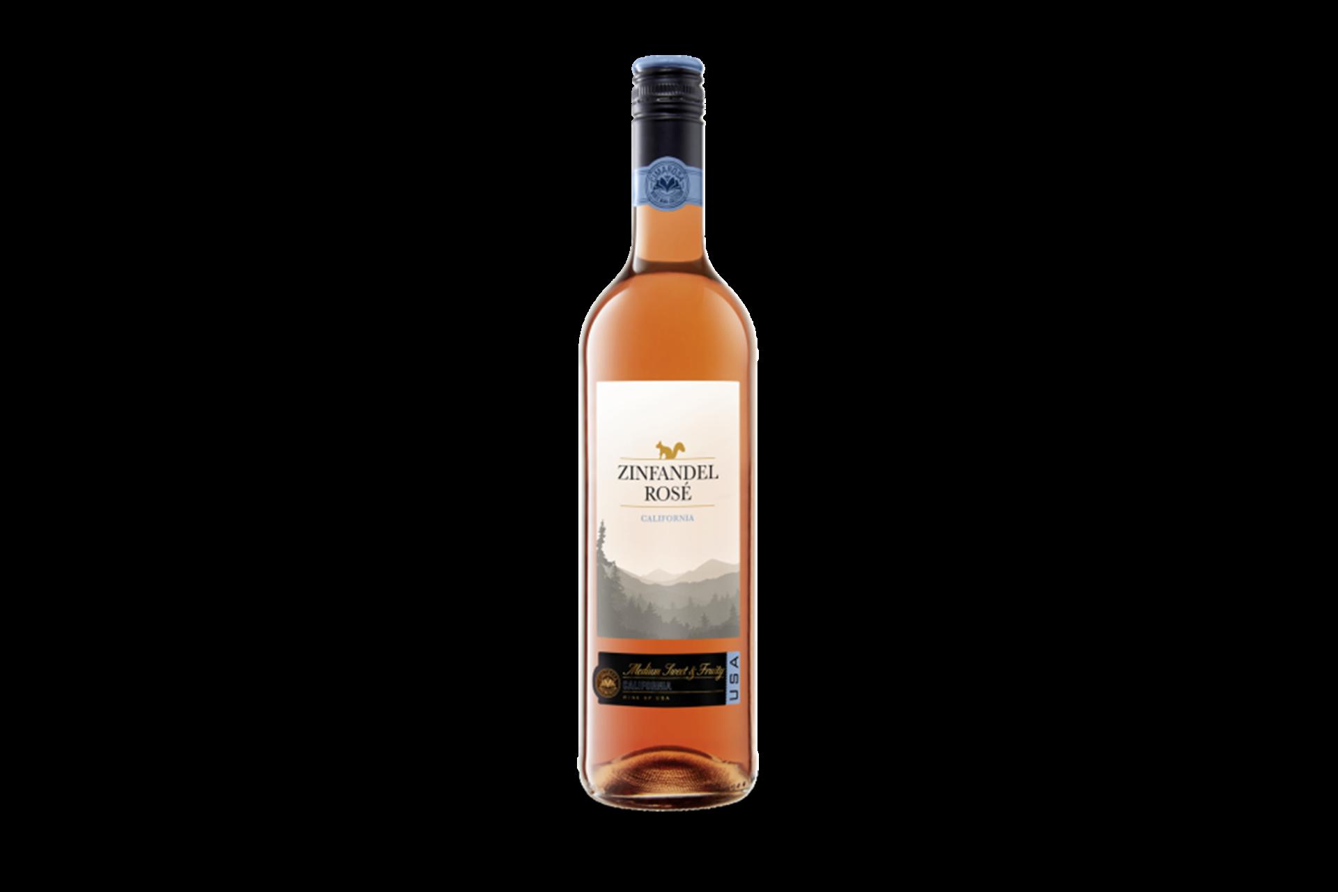 Rosé Zinfandel 0.75l 1
