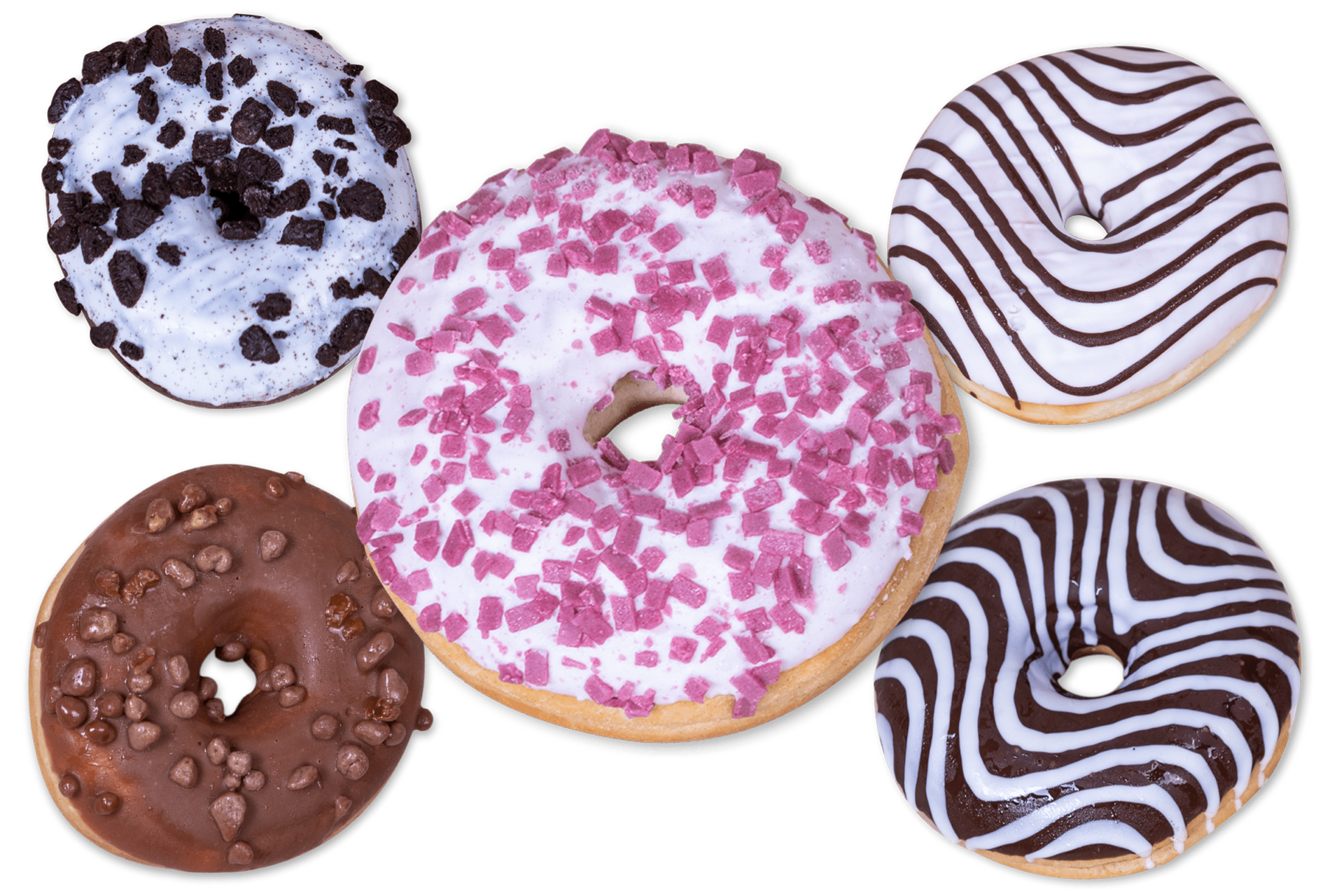 Donut Mix (5 Stk.) 1