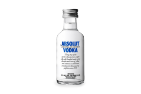 Absolut Vodka Shot