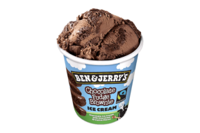Ben and Jerrys Chocolate Fudge Brownie 465 ml 20