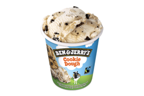 Ben and Jerrys Cookie Dough 465 ml 21