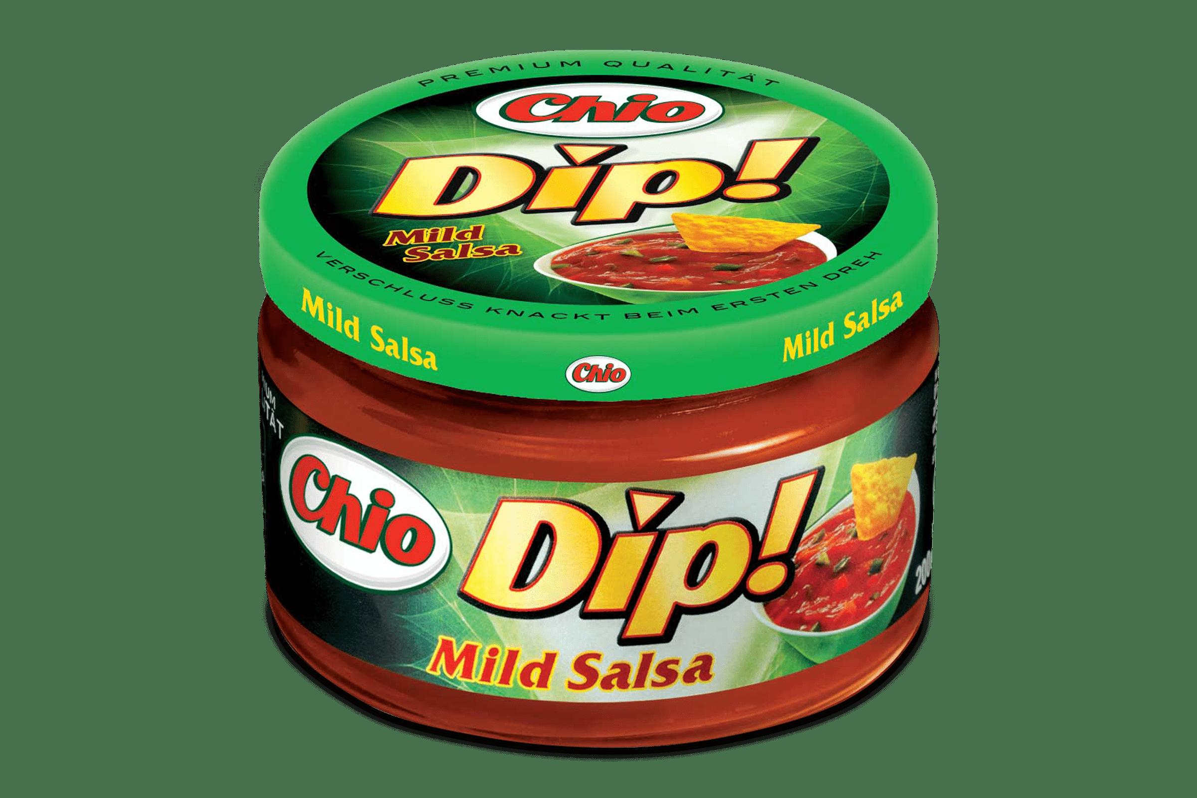 Chio Dip Mild Salsa 1