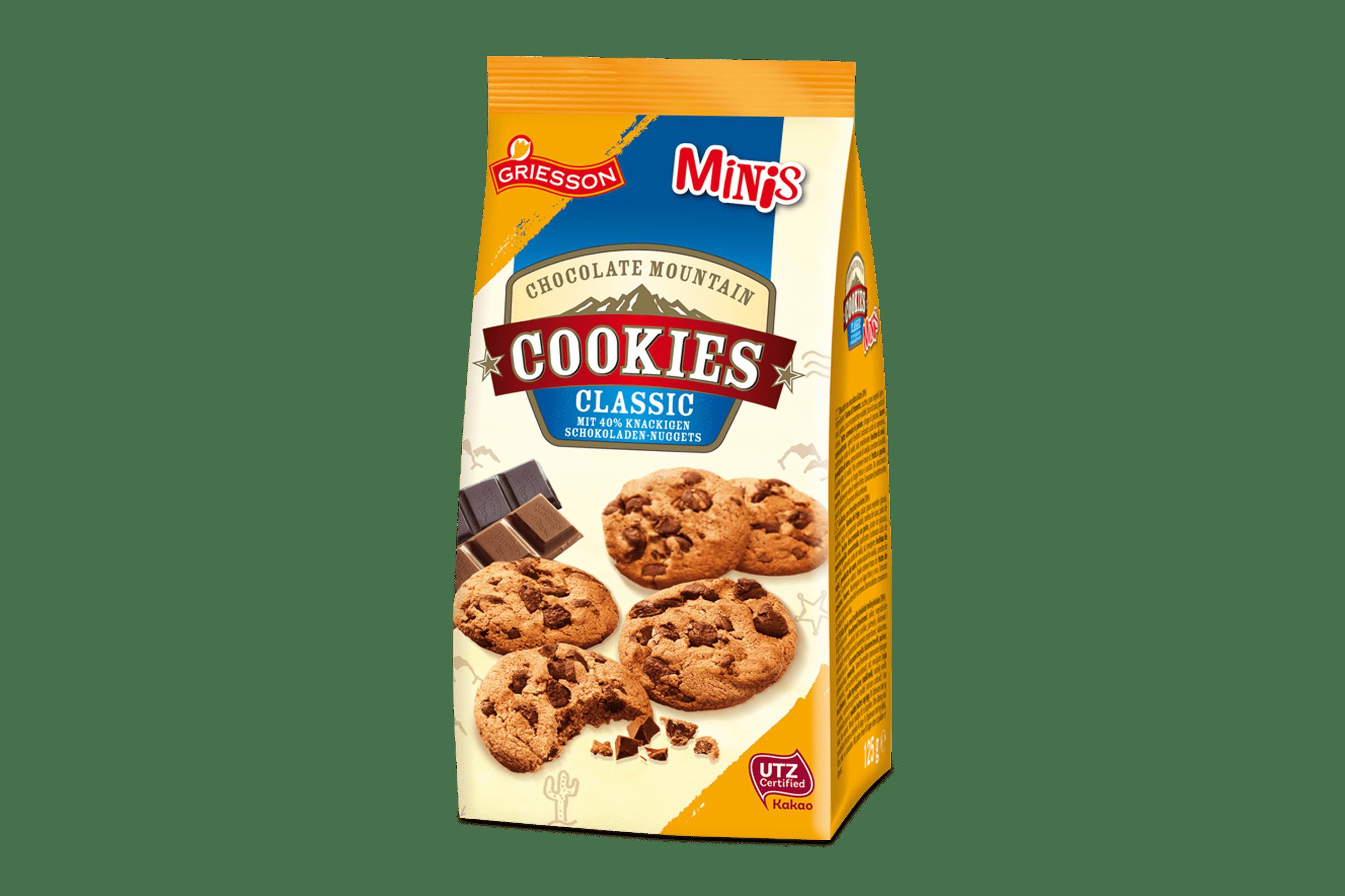 Mini Choco Cookies 1