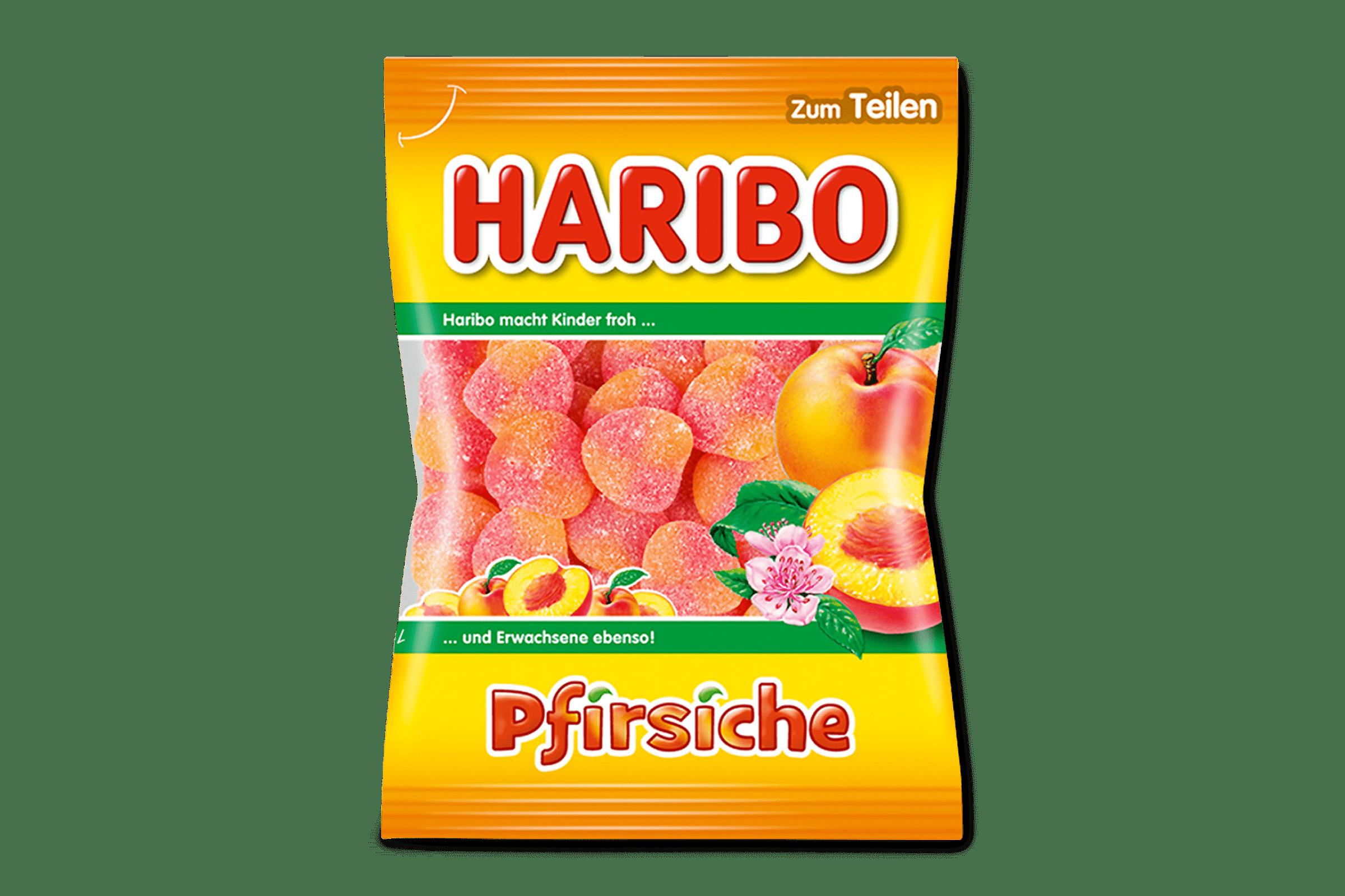 Haribo Pfirsiche 1