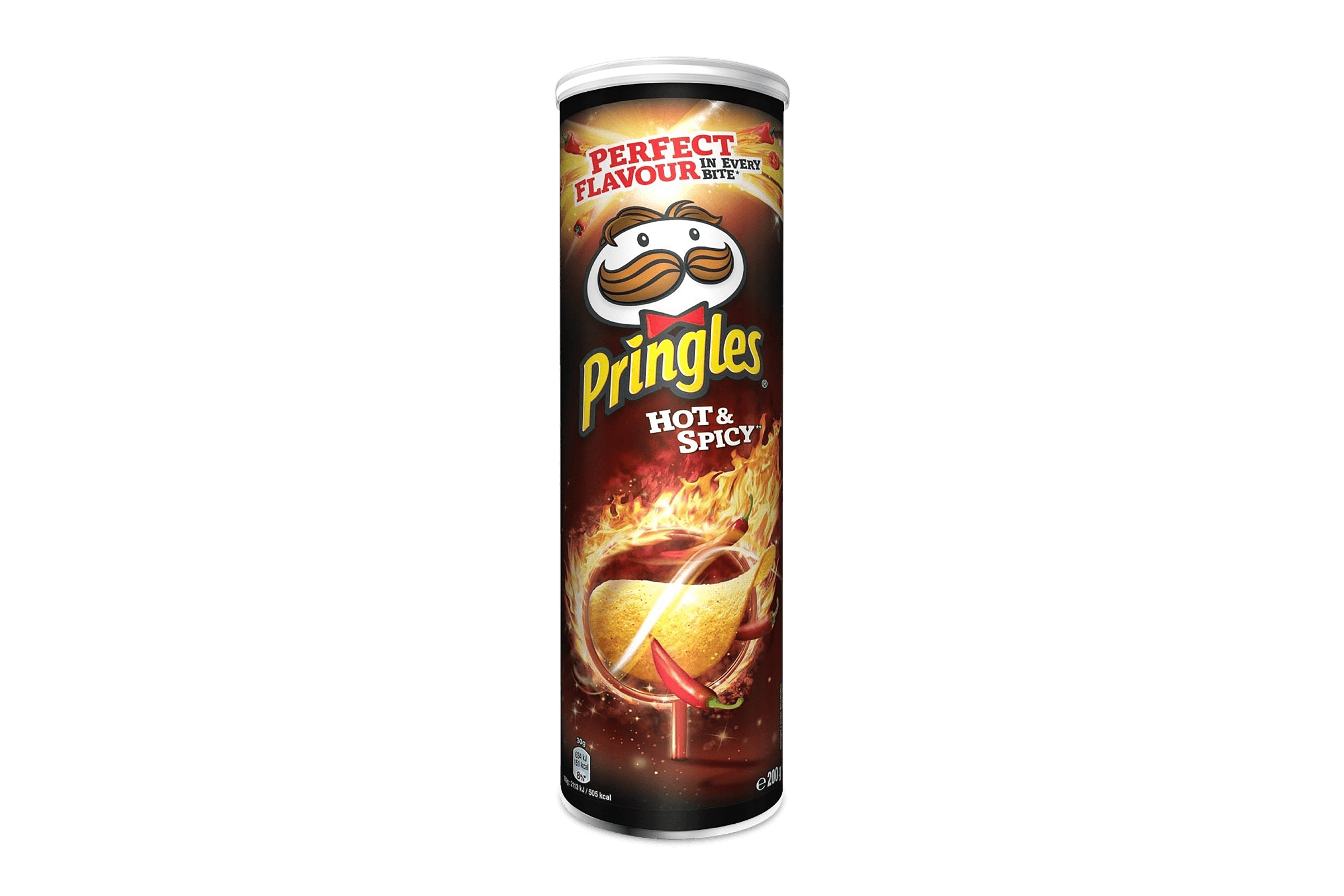 Pringles Hot and Spicy 1