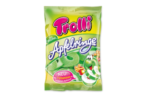 Trolli Apfelringe 52