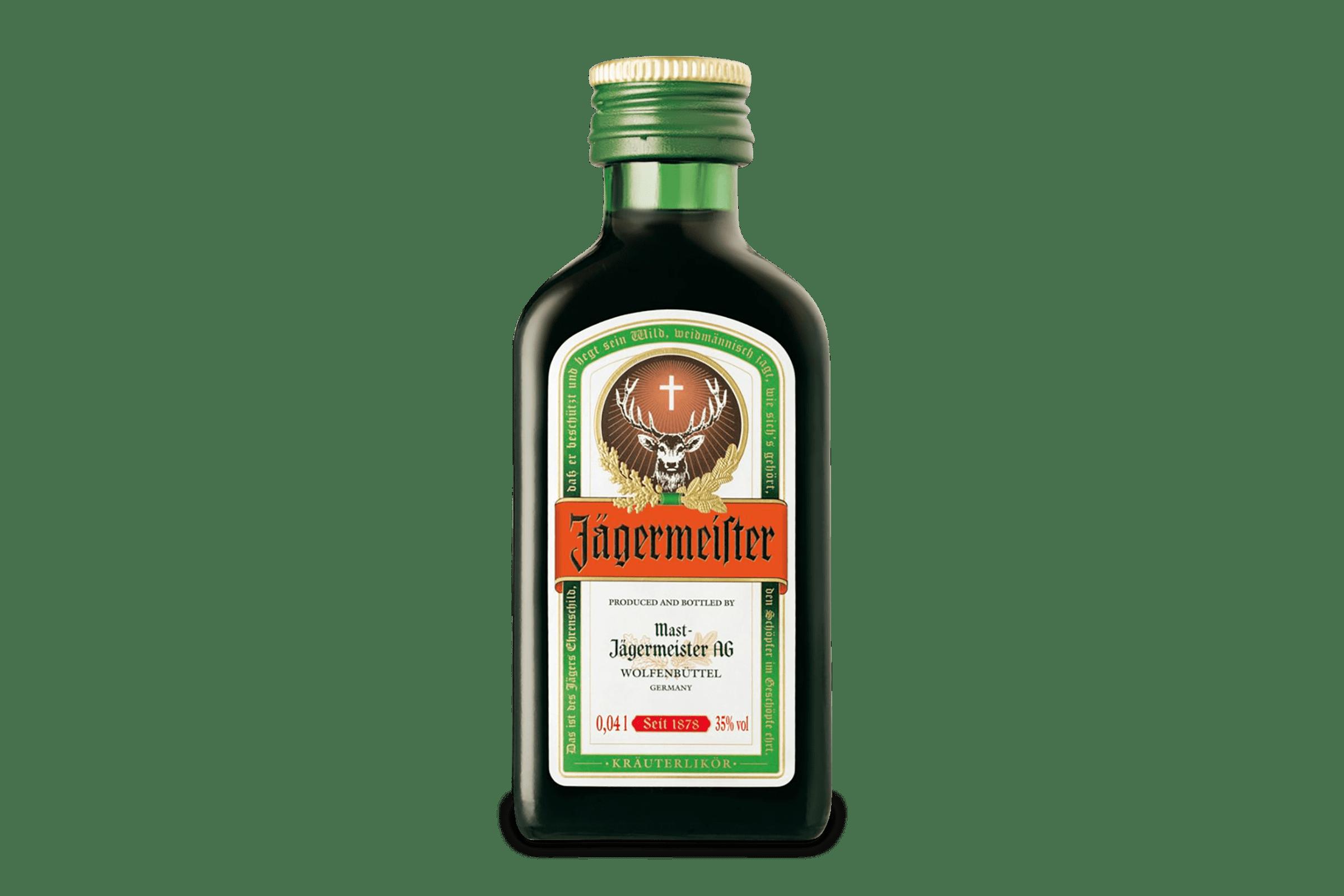 Jägermeister Shot 2cl 1