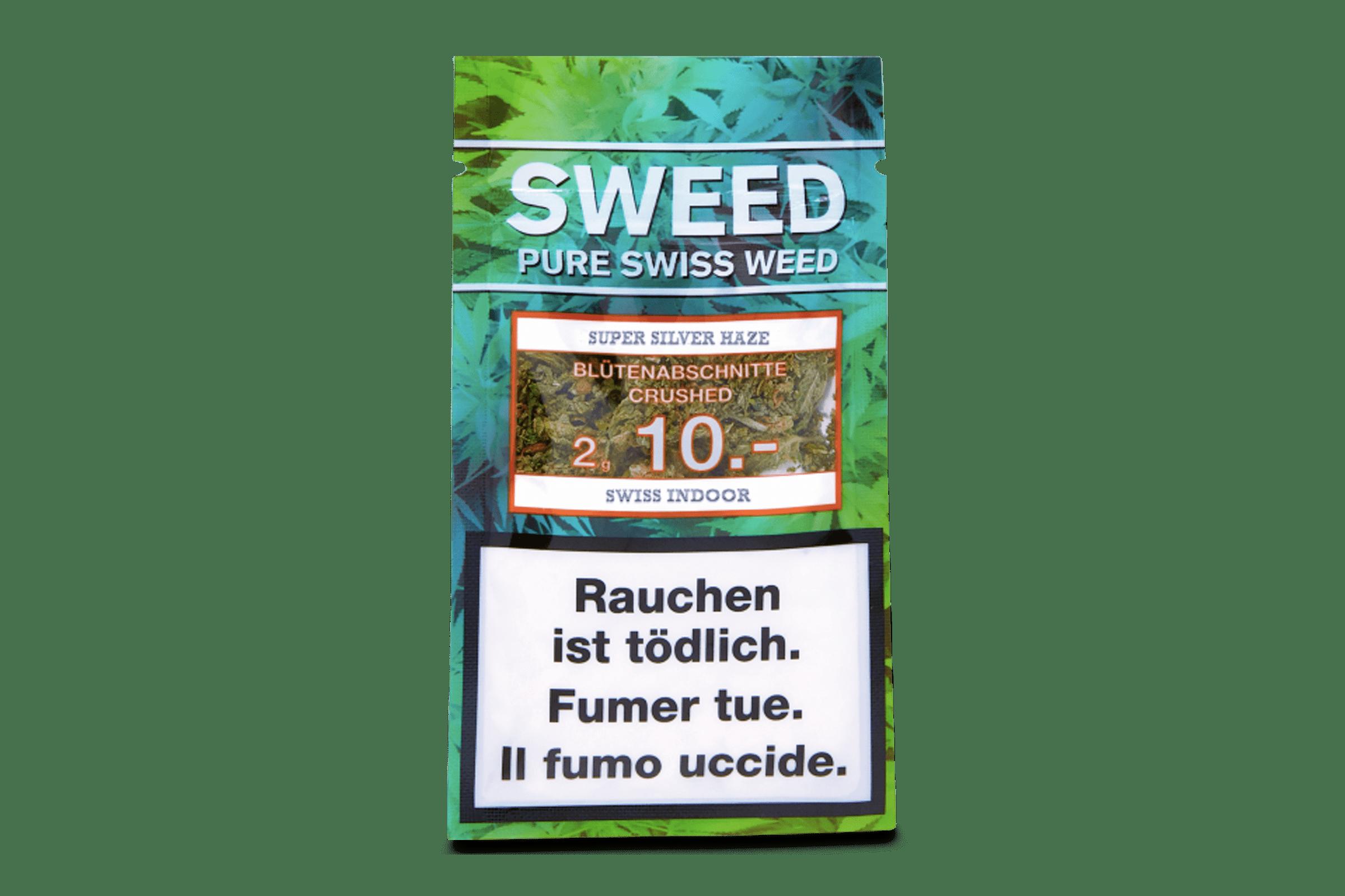 Super Silver Haze 2g 1