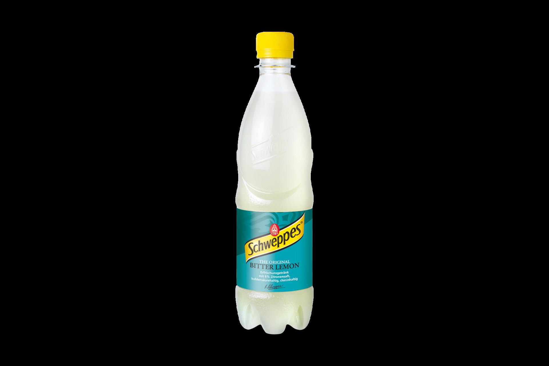 Schweppes Bitter Lemon 1 l 1