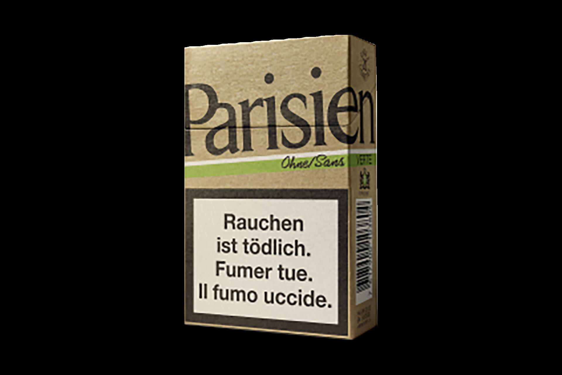 Parisienne Vert 1