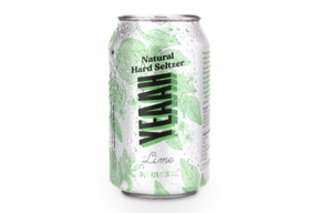 YEAAH Hard Seltzer Lime 0.33 l 94