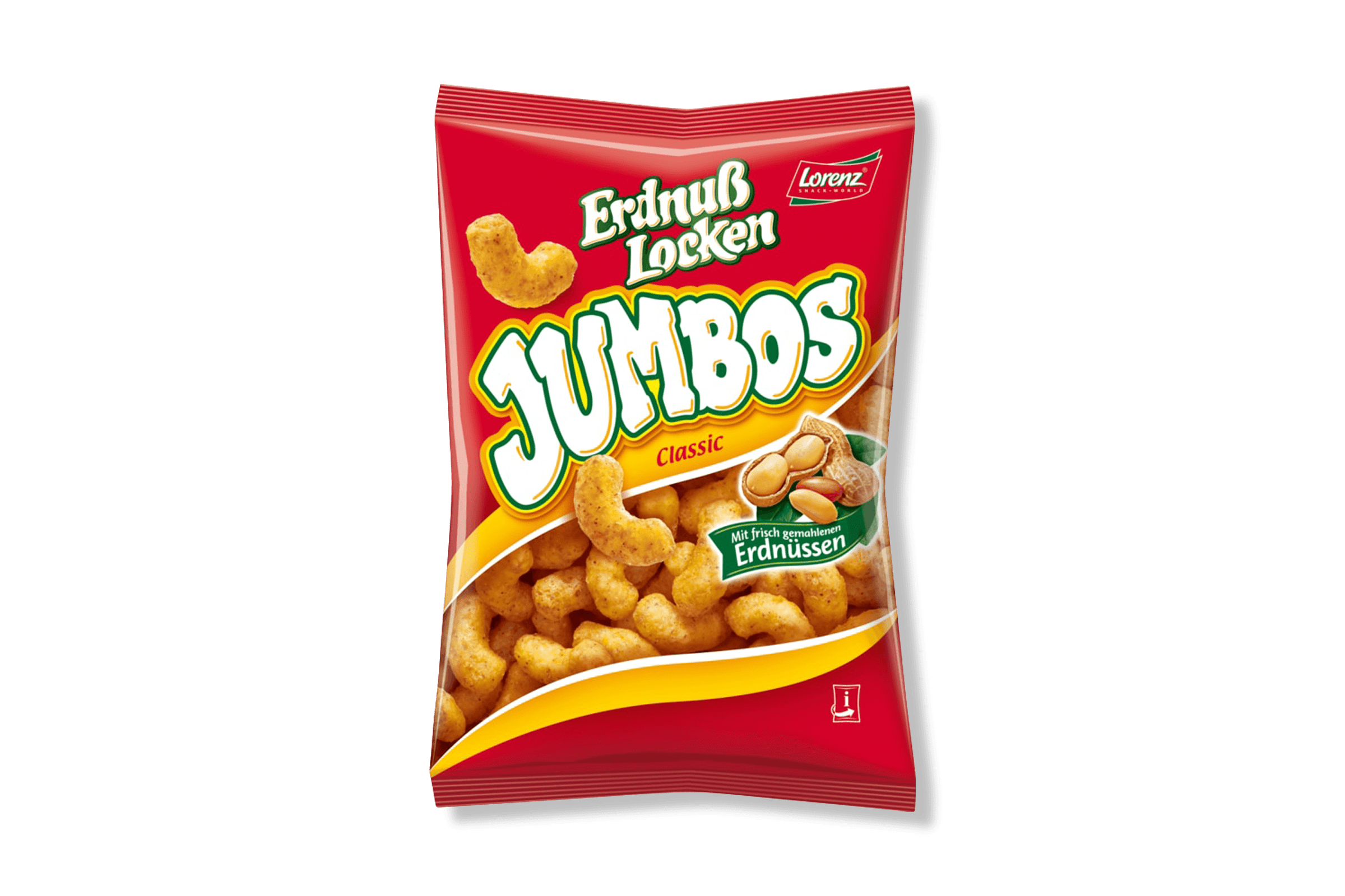 Erdnuss- Flips 1