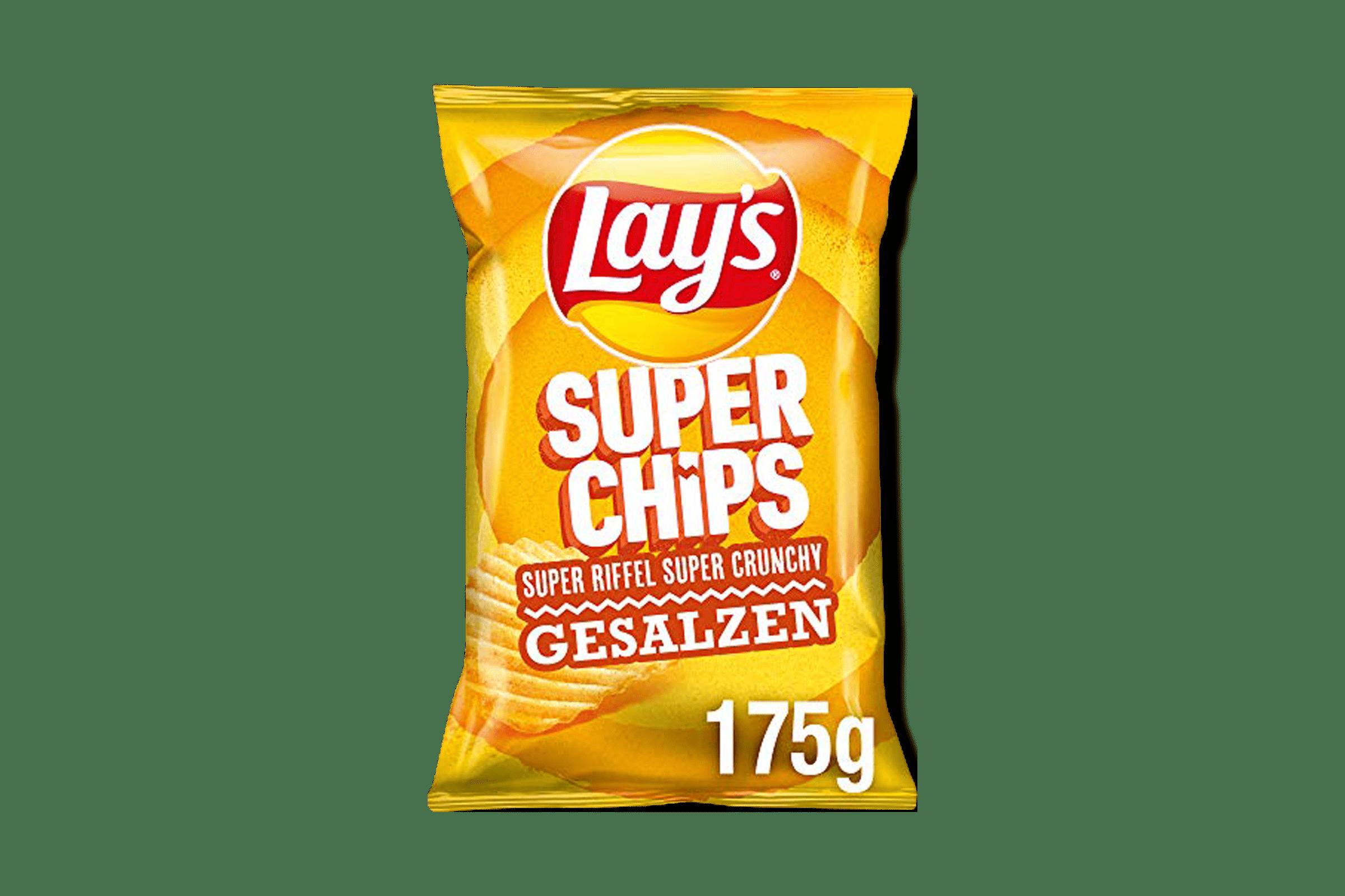 Lays Superchips Salt 1
