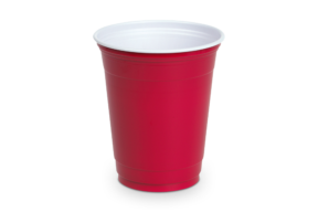 Party Becher Rot 400 ml 14