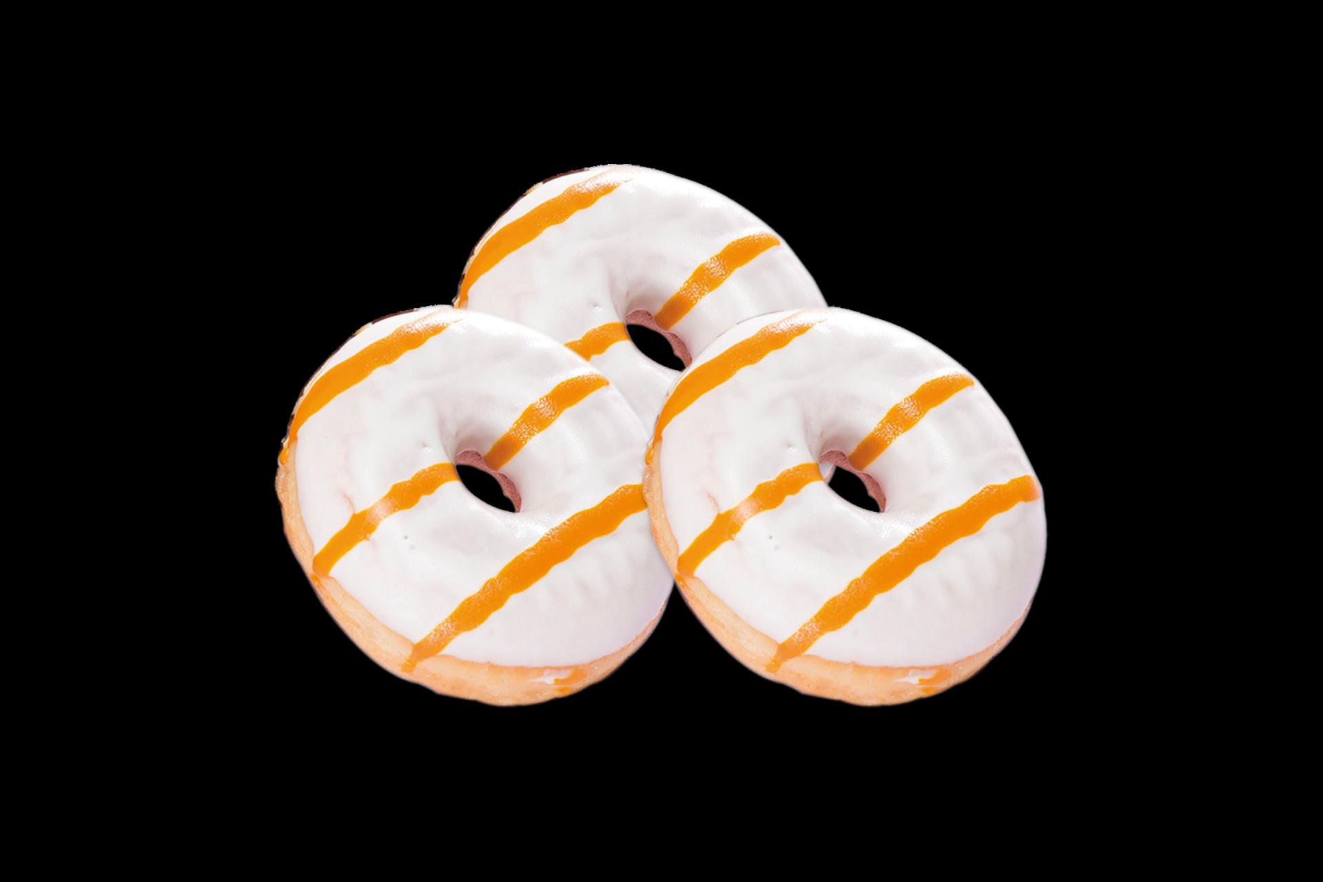 Mini Caramel Donut (3 Stk.) 1