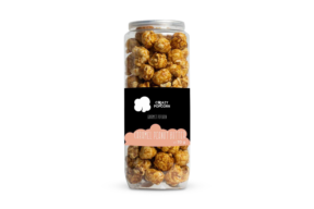 Crazy Popcorn Caramel Peanut Butter 70