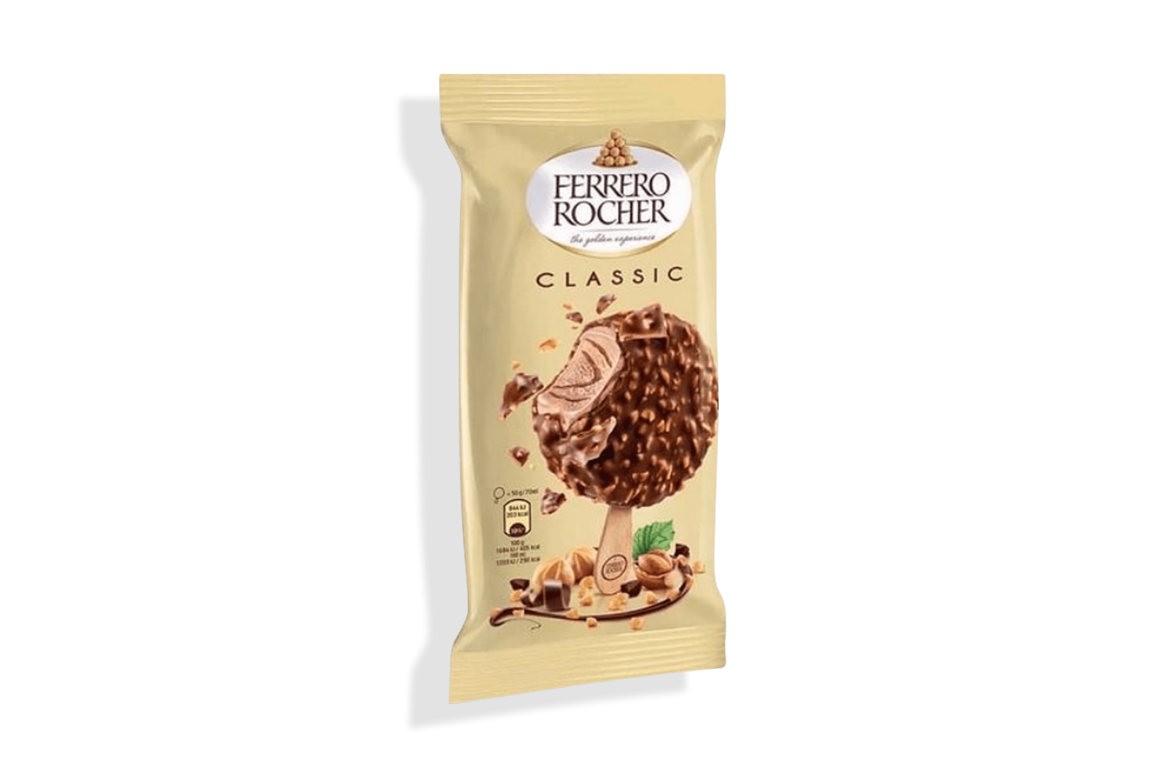 Ferrero Rocher Ice Cream 1