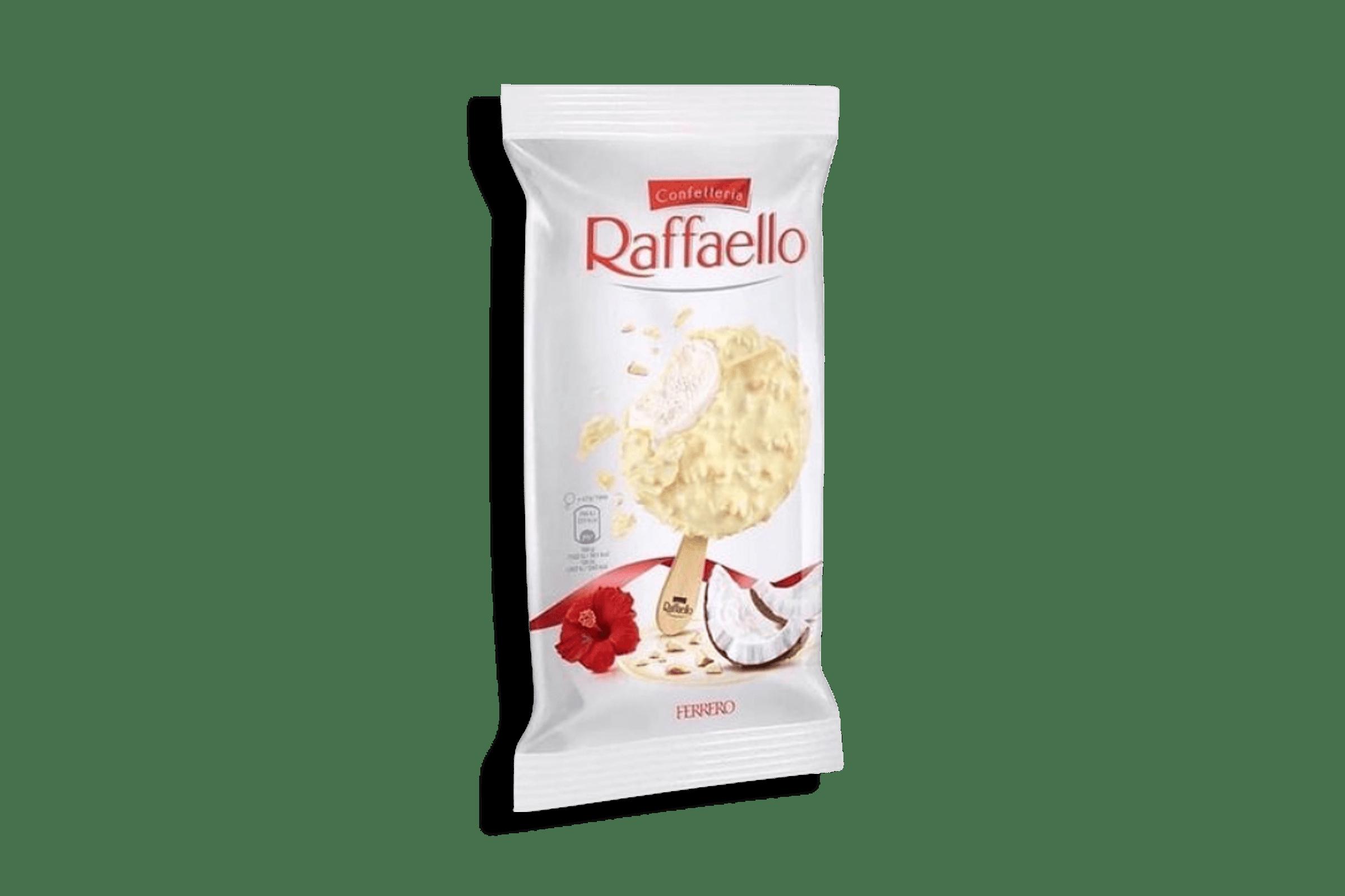Raffaello Ice Cream 1