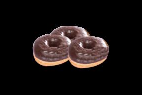 Mini Choco Donut (3 Stk.) 50