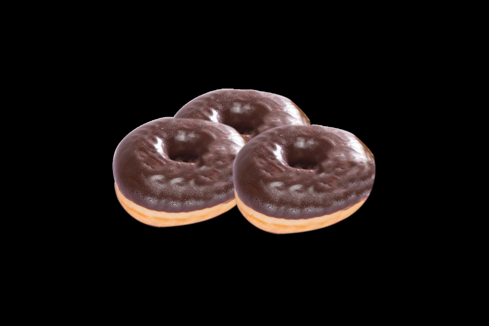 Mini Choco Donut (3 Stk.) 1