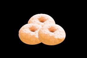 Mini Vanille Donut (3. Stk) 51