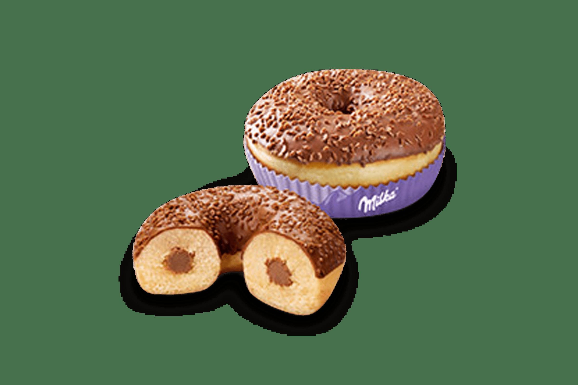 Schoko-Donut 1