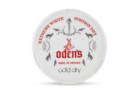 Odens ~ Cold Dry White Dry ~ 16g 137