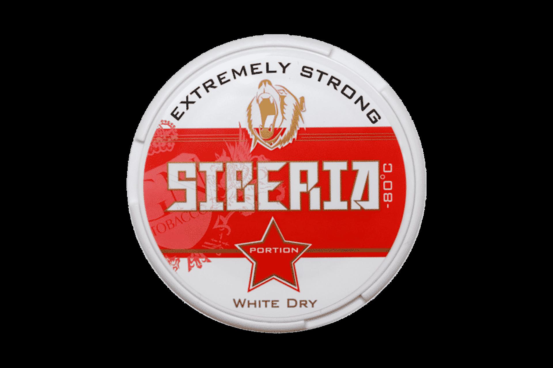 Siberia Rot ~ White Dry ~ 16g 1