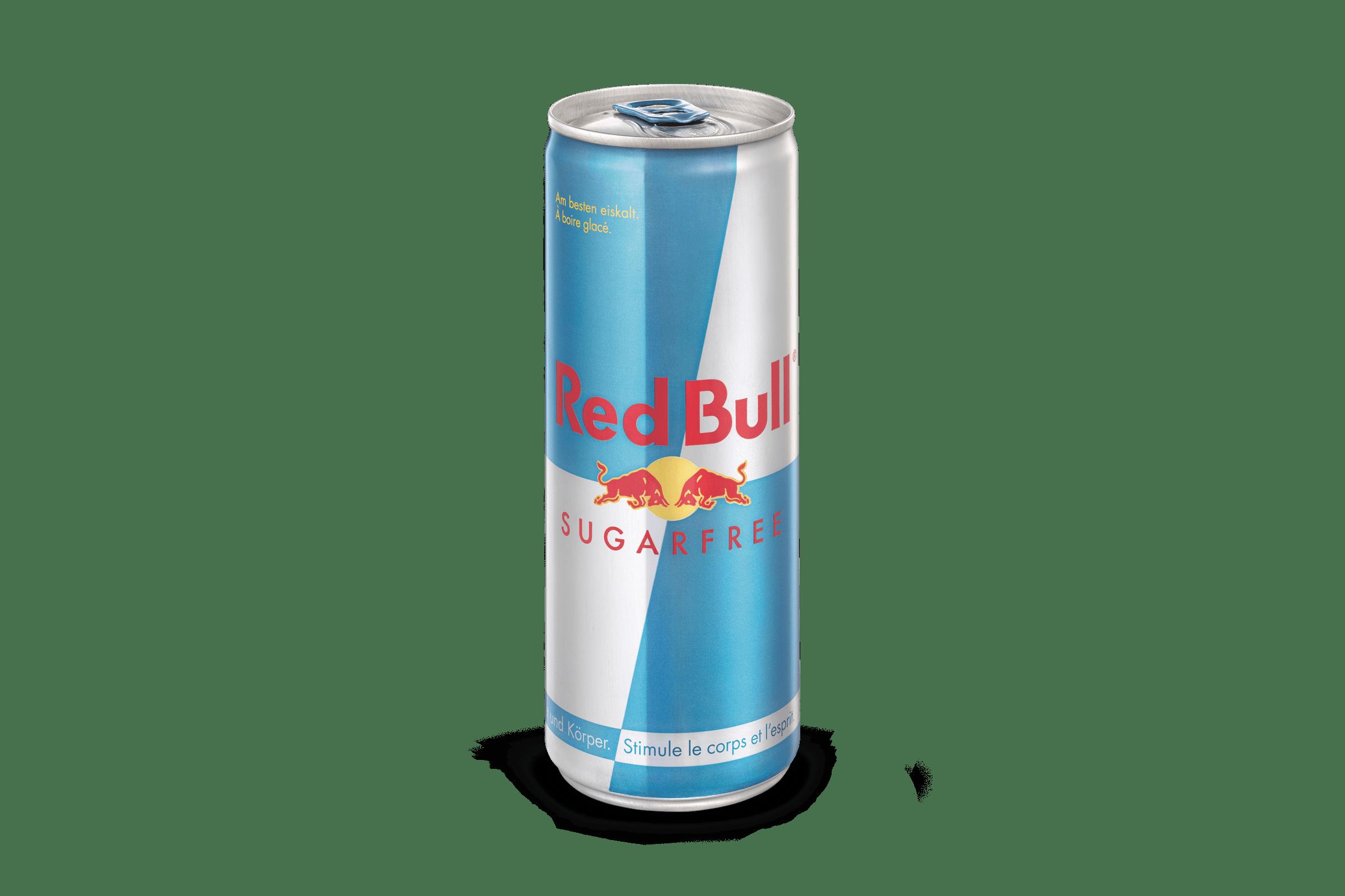 Red Bull Sugarfree 1